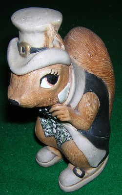 PenDelfin Cyril Squirrel